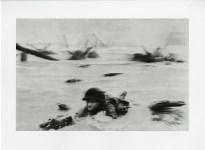 Lot #1026: ROBERT CAPA - Omaha Beach, Normandy, France: D-Day, June 6, 1944 - Original photogravure