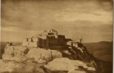 Lot #1521: EDWARD S. CURTIS - Walpi, Arizona - Original vintage sepia toned photogravure