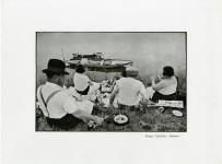 Lot #1024: HENRI CARTIER-BRESSON - On the Banks of the Marne - Original photogravure