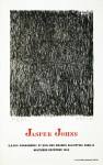 Lot #1369: JASPER JOHNS - Coathanger - Color offset lithograph
