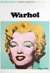 Lot #1119: ANDY WARHOL - Marilyn - Color offset lithograph
