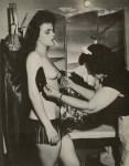 Lot #1773: WEEGEE [arthur h. fellig] - Personal Maid - Original vintage photogravure