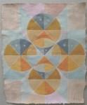 Lot #1449: KARIMA MUYAES - Awareness Mandala - Gouache on paper