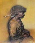 Lot #1174: RAFAEL CORONEL - La Vieja Conocida - Color offset lithograph