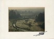 Lot #648: DON HONG-OAI - Chinese Landscape - Color analogue print