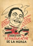 Lot #1954: DIEGO RIVERA - Julius Fucik: Reportage al Pie… - Original color lithograph