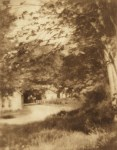 Lot #623: WILLIAM GORDON SHIELDS - Country Homes [New York] - Vintage pigment print