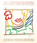 Lot #1095: TOM WESSELMANN - Monica - Color silkscreen