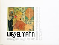 Lot #1600: TOM WESSELMANN - The Early Years - Color offset lithograph