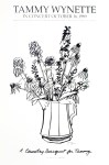Lot #2120: TOM WESSELMANN - Country Bouquet with Delphinium - Silkscreen