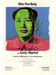 Lot #1126: ANDY WARHOL - Mao - Color offset lithograph