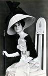 Lot #1451: CECIL BEATON - Audrey Hepburn in 'My Fair Lady' #2 - Original vintage photogravure