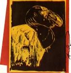 Lot #2163: ANDY WARHOL - California Condor - Color offset lithograph