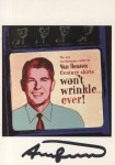 Lot #781: ANDY WARHOL - Van Heusen (Ronald Reagan) - Color offset lithograph