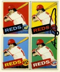 Lot #990: ANDY WARHOL - Pete Rose - Color offset lithograph