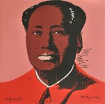 Lot #1897: ANDY WARHOL [d'apres] - Mao #07 - Color lithograph