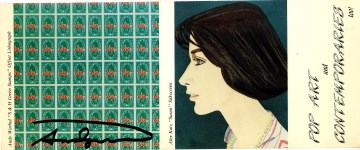 Lot #919: ANDY WARHOL - S&H Green Stamps - Color offset lithograph