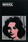 Lot #1149: ANDY WARHOL - Liz - Color offset lithograph