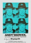 Lot #1194: ANDY WARHOL - Joseph Beuys - Color offset lithograph