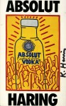 Lot #2239: KEITH HARING - Absolut Haring - Color offset lithograph