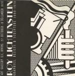 Lot #879: ROY LICHTENSTEIN - Statue of Liberty - Original offset lithograph