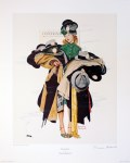 Lot #1351: NORMAN ROCKWELL - Convention - Original color collotype