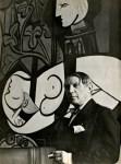 Lot #279: CECIL BEATON - Pablo Picasso, rue de la Boetie #2 - Original vintage photogravure