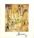 Lot #1162: JEAN-MICHEL BASQUIAT - Leonardo da Vinci's Greatest Hits - Color offset lithograph