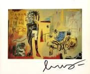 Lot #1485: JEAN-MICHEL BASQUIAT - Acque Pericolose - Poison Oasis - Color offset lithograph