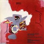 Lot #1111: JEAN-MICHEL BASQUIAT - Max Roach - Color offset lithograph