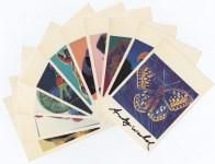 Lot #1302: ANDY WARHOL - Endangered Species Suite - Color offset lithographs