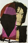 Lot #1869: ANDY WARHOL - Mick Jagger #07 (first edition) - Color offset lithograph