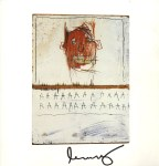 Lot #1489: JEAN-MICHEL BASQUIAT - AAAAAA… - Color offset lithograph