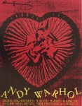 Lot #660: ANDY WARHOL - Candy Box Heart (Closed) - Color lithograph