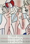 Lot #1036: ROY LICHTENSTEIN - Nudes with Beach Ball - Color offset lithograph