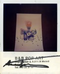 Lot #634: ANDY WARHOL - Committee 2000 (1982) - Original color Polaroid photograph
