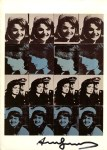 Lot #2248: ANDY WARHOL - 16 Jackies - Color offset lithograph