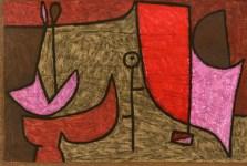 Lot #149: PAUL KLEE - Stilleben am Schalttag - Original color lithograph