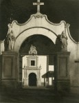 Lot #2144: PAUL STRAND - Church, Coapiaxtla - Original photogravure