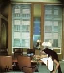 Lot #295: HELMUT NEWTON - Office Love, Paris - Original vintage color photolithograph