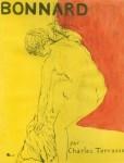 Lot #1180: PIERRE BONNARD - La chemise otee - Original collotype with pochoir coloring