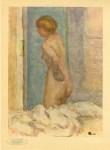 Lot #1048: PIERRE BONNARD - Nu - Original color collotype
