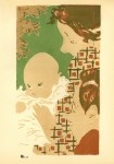 Lot #909: PIERRE BONNARD - Scene de famille - Original color lithograph