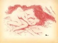 Lot #1002: PIERRE BONNARD - Parallelement: Ete - Original color lithograph