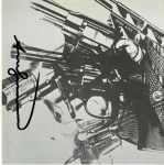 Lot #1237: ANDY WARHOL - Guns #11 - Color offset lithograph