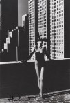 Lot #2079: HELMUT NEWTON - Elsa Peretti As a Bunny, New York #1 - Original photolithograph