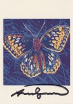 Lot #916: ANDY WARHOL - San Francisco Silverspot - Color offset lithograph