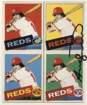 Lot #1771: ANDY WARHOL - Pete Rose - Color offset lithograph