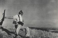 Lot #610: ROBERT CAPA - Death of a Loyalist Soldier - Original photogravure