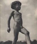 Lot #1962: PIERRE BOUCHER - Jeune garcon nu - Original vintage photogravure